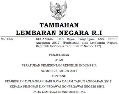 Gaji Ke-13 Untuk PNS, TNI, Polri dan Pensiunan