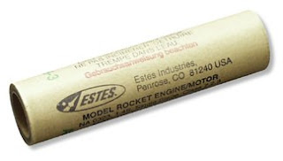 Model Rocket Engine, Model Rocket Motor, How do Model Rocket Engines Work, Estes Engine, Model Rocket Store