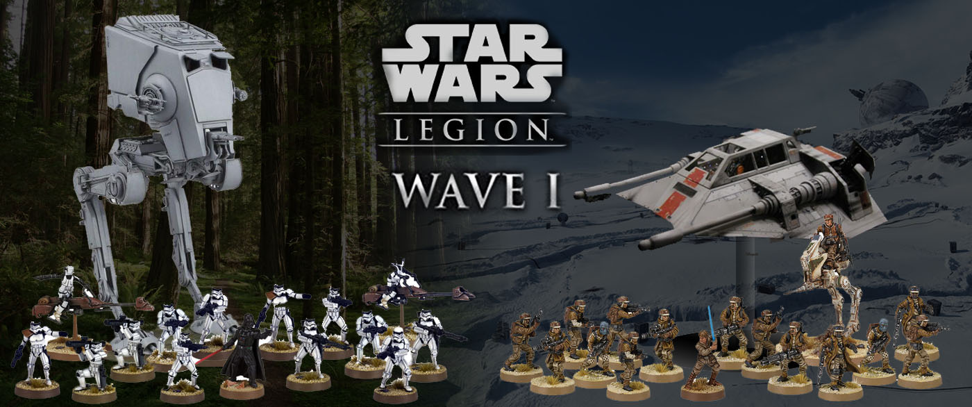star wars legion wave 1