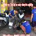 Cứu hộ sửa chữa xe máy Honda Sh Ý 150i tận nơi tại TpHCM