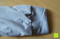 Ärmel: Yidarton Frauen Lange Aermel Double Split Hoodie Pullover Pockets Sweater Kapuzenpullover