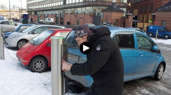 How Norway's government stimulated electric cars irresistible