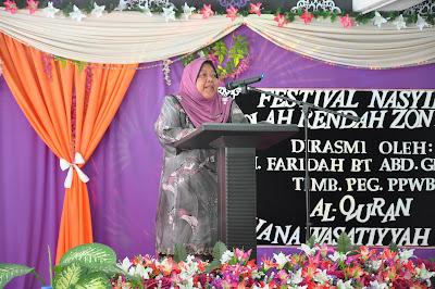 Festival Nasyid Peringkat Sekolah Rendah
