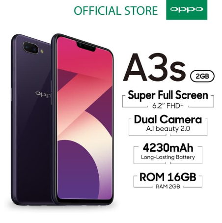 cara flash oppo A3S tested work 1000%