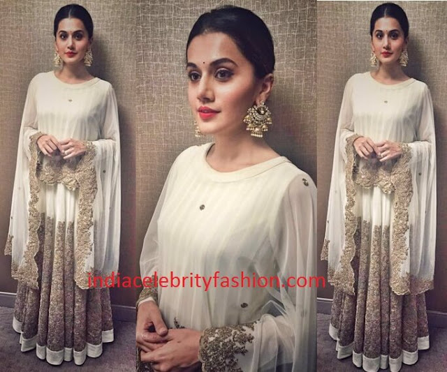 Taapsee Pannu in Jyoti Sachdev Publish