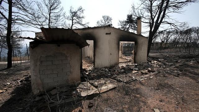 «Κόλαφος» το πόρισμα για την εθνική τραγωδία στο Μάτι