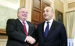 οι συνομιλίες των δύο Υπουργείων Εξωτερικών σε όλα τα επίπεδα