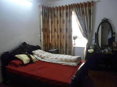 Phòng ngủ trong trong căn hộ chung cư N09B2 Dịch Vọng - Cầu Giấy - HN