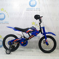 16 Inch Erminio BMX Motocross Kids Bike