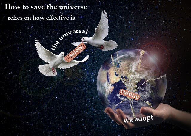 save the universe in cogent bets