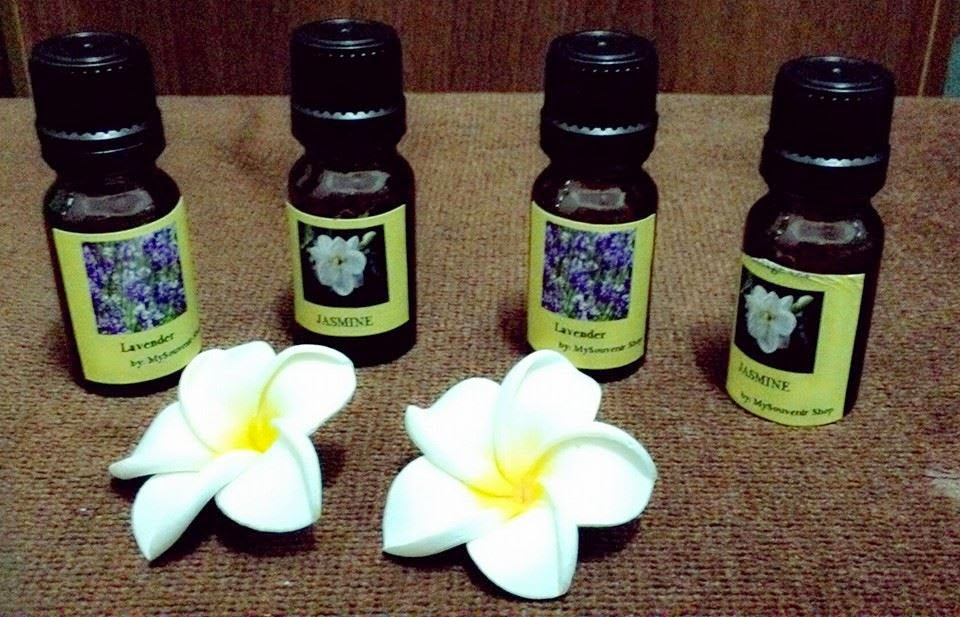 essential oil jasmine