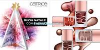 Logo Catrice: vinci gratis Calendari dell'Avvento con prodotti make up