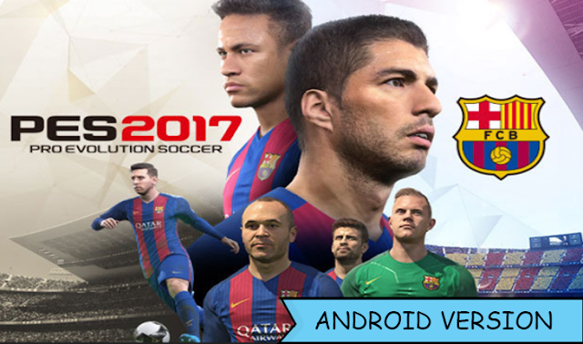 Pes 2017 Android Free Download
