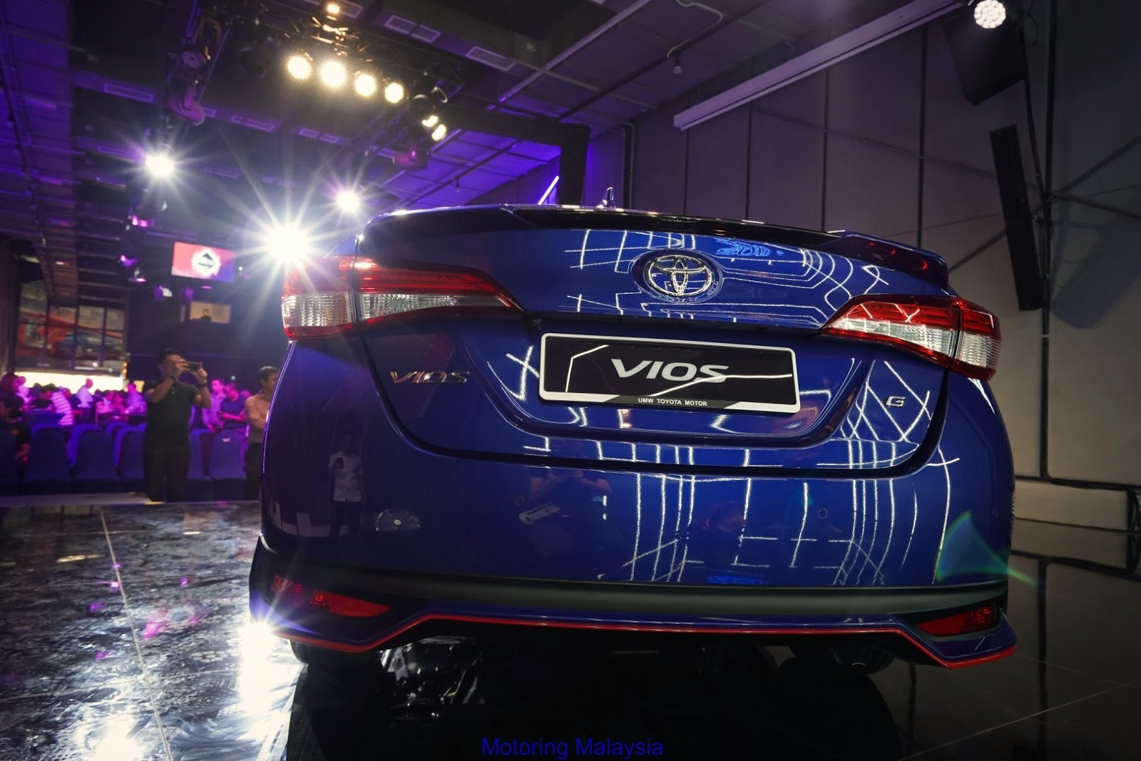 Motoring-Malaysia: All New Toyota Vios Officially Launched