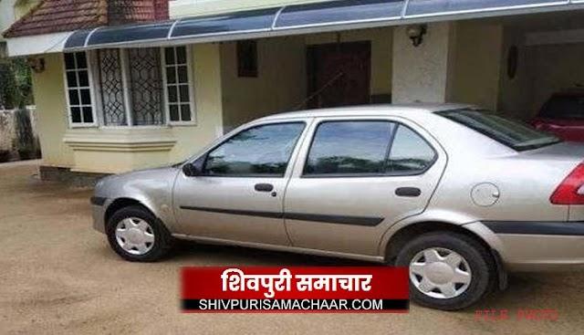 ICON CAR से कर रहे थे शराब की तस्करी, दो दबौच लिए | Shivpuri News
