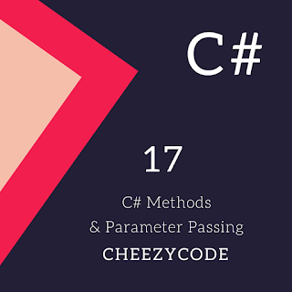 cheezycode-csharp-methods-parameters-pass
