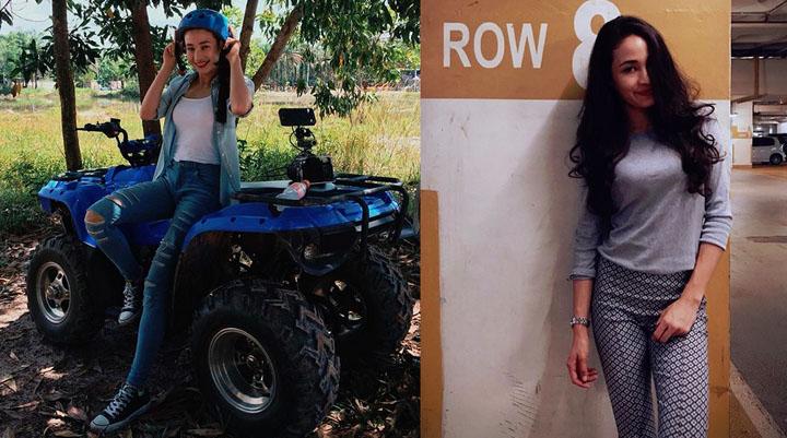 Hannah Hashim, Dikenali Sebagai Gadis Shopee Malaysia