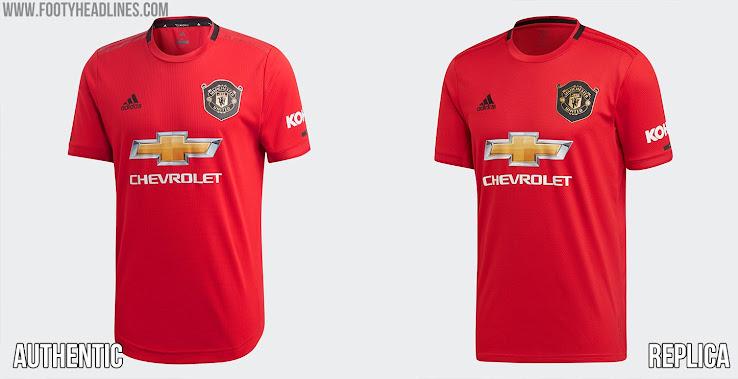 f8661e8f6 REVEALED: Manchester United Legends Wore Replica Version Of Adidas ...