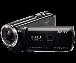 مواصفات كاميرا الفيديو 16GB Full HD من سوني