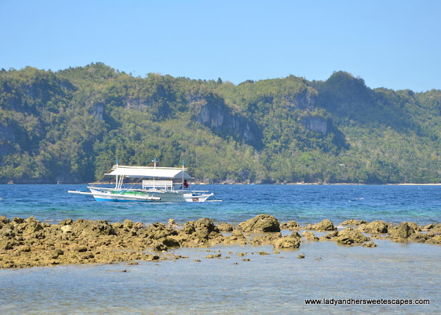Sipalay's spectacular karst landscape
