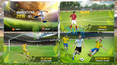 Soccer Star 2016 World Legend Versi 3.0.8 Apk Mod Unlimited Money