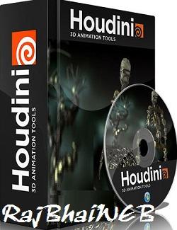 SideFX Houdini FX 16.0.763