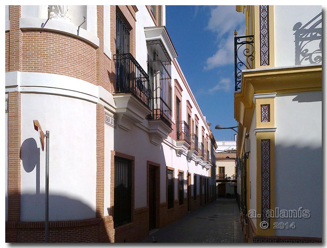 Calle San Luis