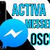 🔥Como Tener MODO OSCURO en Facebook Messenger 2019 🏆 IMPRESIONA A TUS AMIGOS