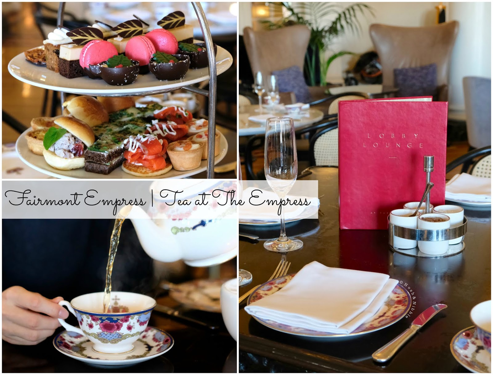Fairmont Empress | Tea at The Empress Review