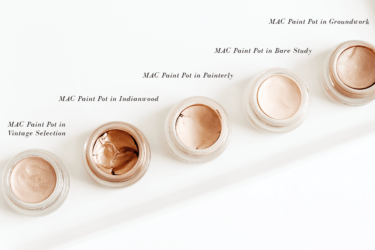 Beauty Top Five Mac Paint Pots The Lovecats Inc