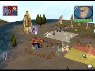 Free Download Games populous the beginning PS1 For PC Full Version ZGASPC