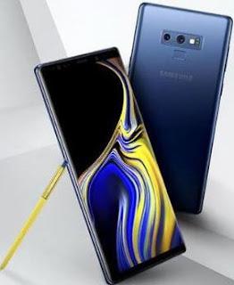 Solusi Samsung Galaxy Note 9 Cepat Panas