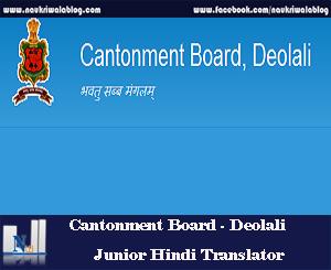 Junior Hindi Translator Job 2017