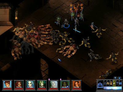 Temple of Elemental Evil Game Screenshots 2003
