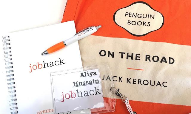 Penguin Job Hack Event | #PRHJobHack birmingham event