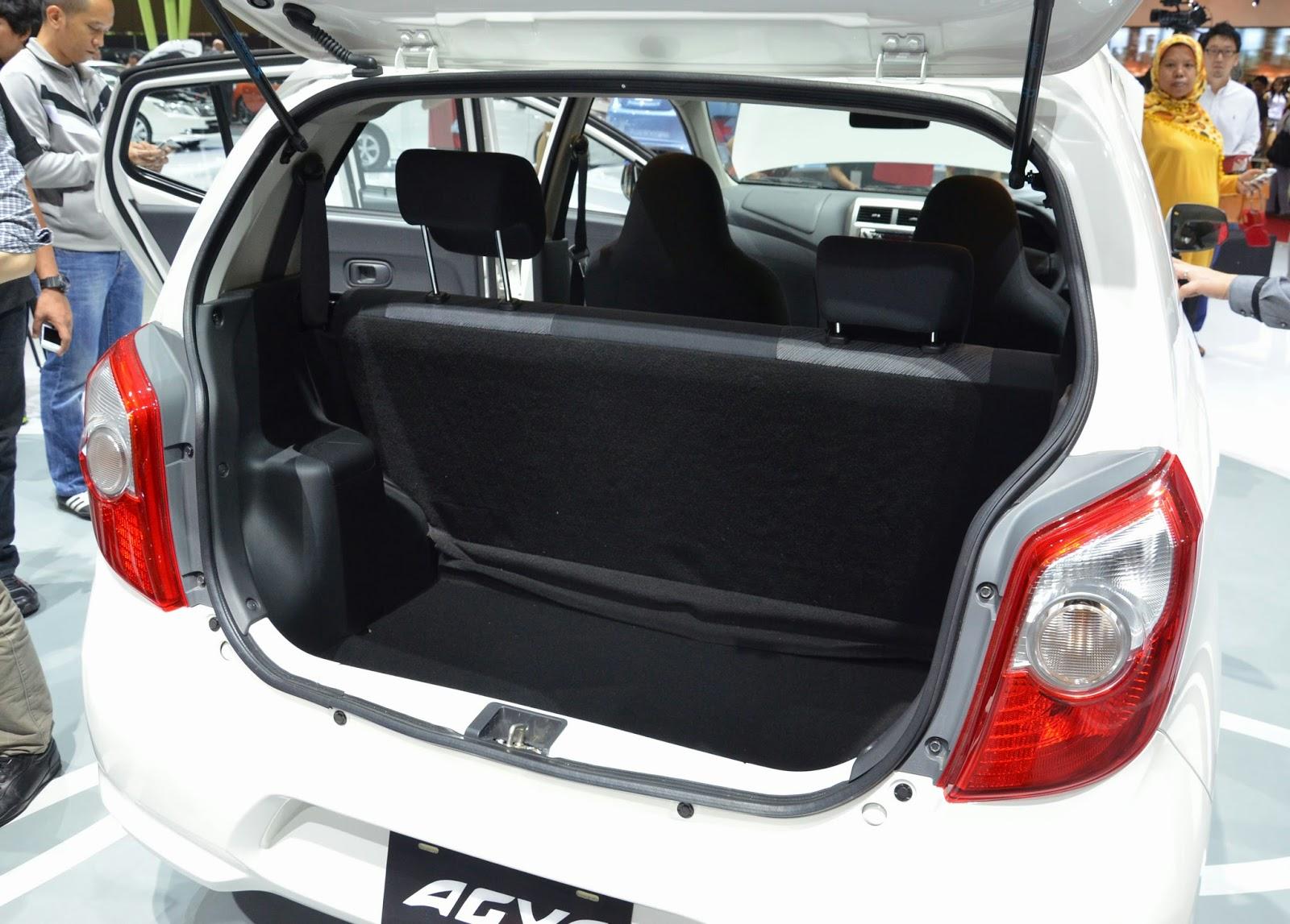 Perbedaan New Agya G Dan Trd Grand Avanza Tipe E Harga Toyota Spesifikasinya Campuran Otomotif