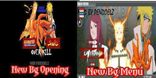 Download Naruto Senki OverKill V1 by Pendoelz Apk