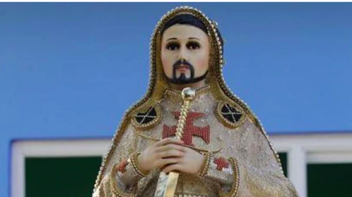 """""""El Chayo"""" Moreno , el capo que murió 3 veces antes de la cuarta y definitiva se proclamo santo."""