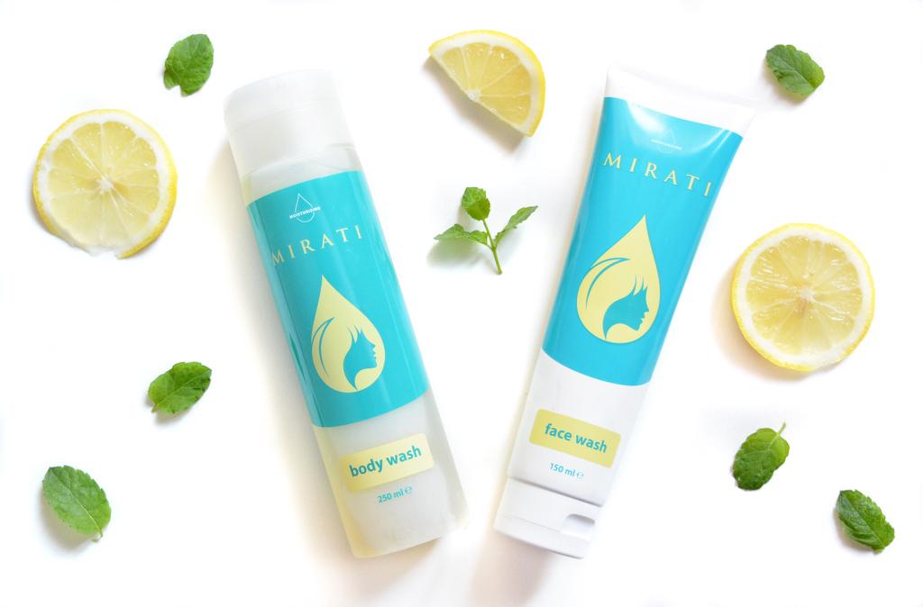 Mirati Face Wash & Body Wash