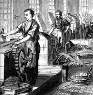 Перша тютнова фабрика