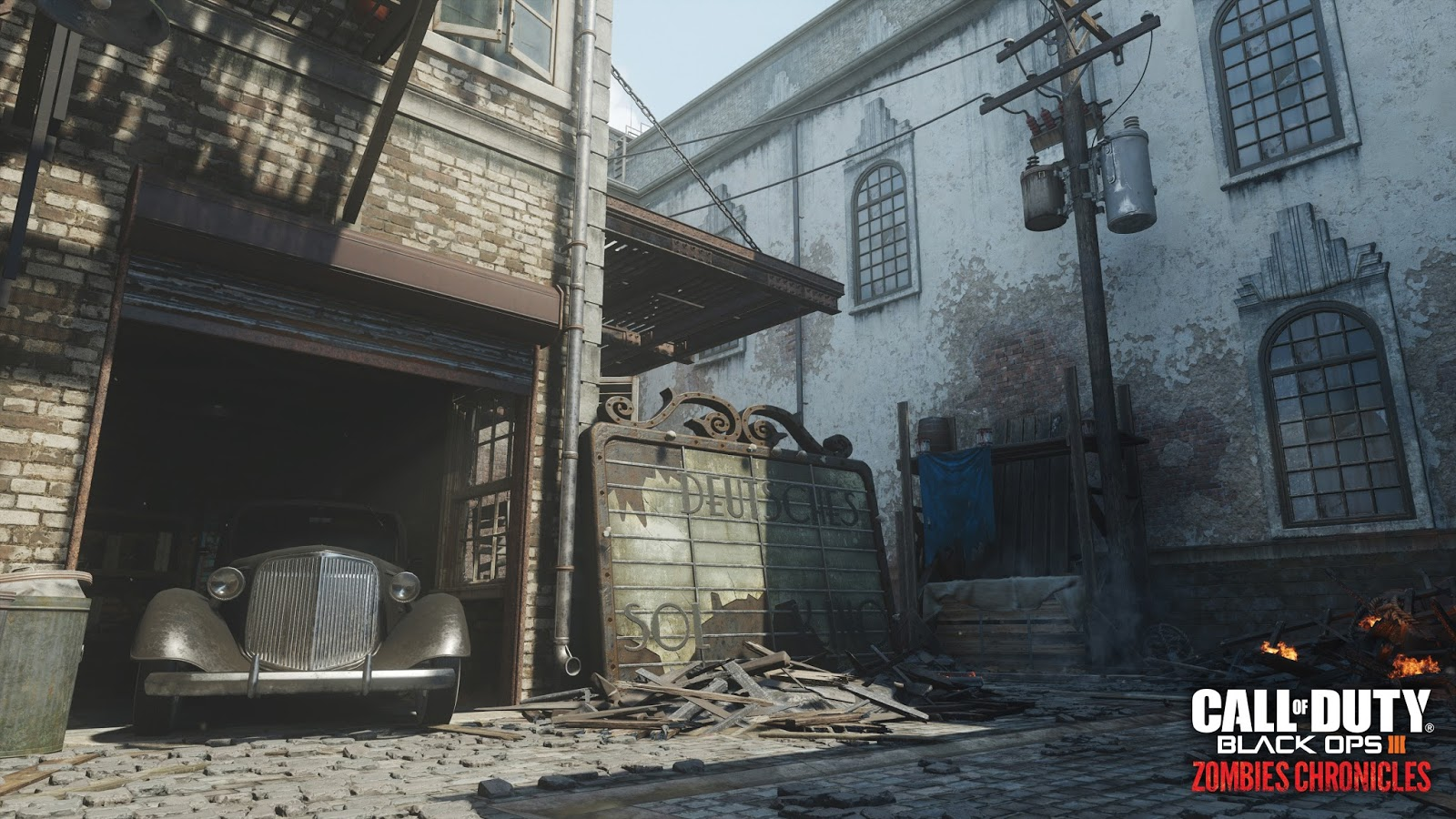 Call of Duty: Zombies Chronicles Review (PS4) - BioGamer Call Of Duty Zombie Maps on