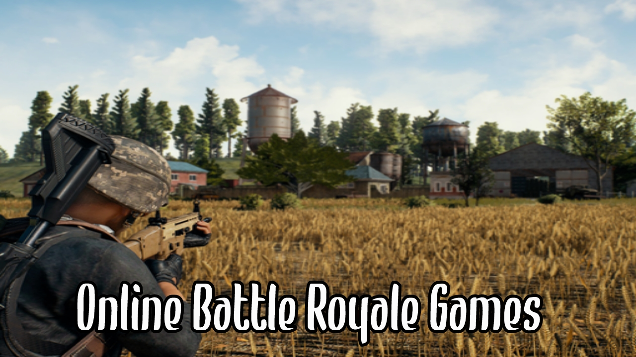 Pubg Multiplayer Best Online Multiplayer Battle Royale Pubg Look Alike Games For