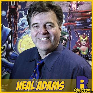 Rhode Island Comic Con - Neal Adams