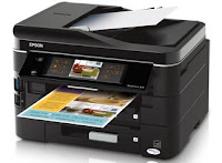 Epson WorkForce 845 Driver (Windows & Mac OS X 10. Series)