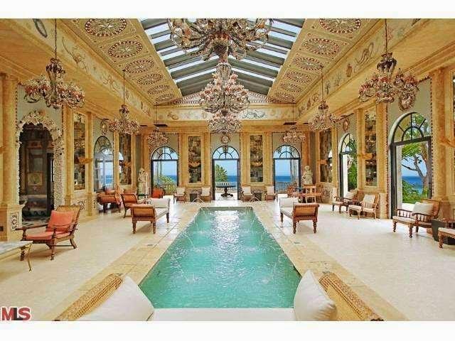 piscina de rico