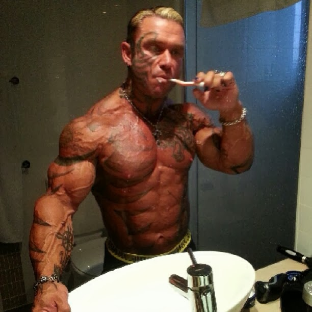 Lee Priest Comeback 2013 Latest Photos | Bodybuilding and
