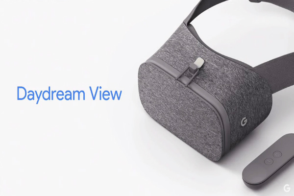 جوجل تكشف عن خوذتها للواقع الافتراضي Daydream View