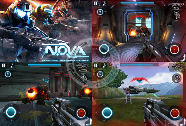 Download Game Nova Near Orbit Ultimate Allince apk + data Obb Terbaru For Android