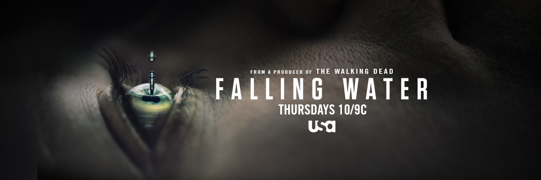 JonnOnTV: Falling Water 1x03 Promo