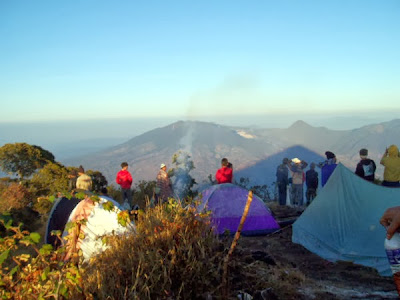 Puncak Gunung Cikuray